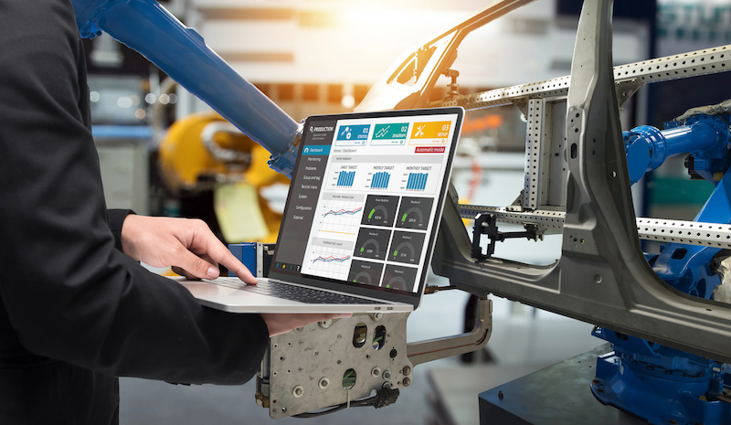machine monitoring for manufacturers